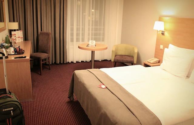 Hotel em Praga - Jurys Inn Prague