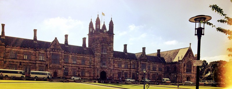 Uni Daze, The University of Sydney, Camperdown, Sydney, Australia