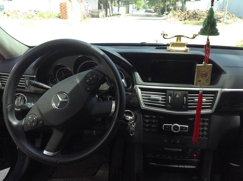 Bán Mercedes Benz E250, Đăng kí 11/2011, biển số đẹp. Giá tốt - 2