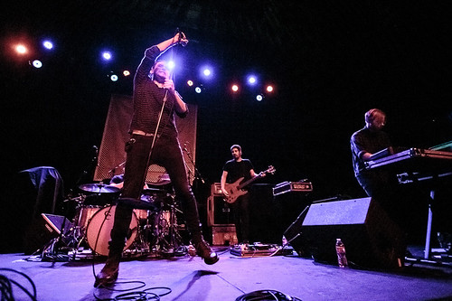 The Twilight Sad @ The Fonda Theatre - Nov. 7, 2014