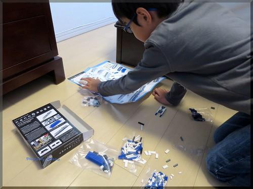 Photo:2014-10-24_T@ka.'s Life Log Book_【Monitor】ナノブロックでつくろう!『まちと電車のある風景』体験モニターをやってみたよ!_02 By:logtaka