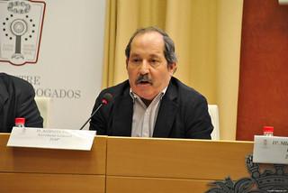 Agustin Yanel, secretario general de la FeSP
