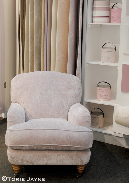 Laura Ashley Spring:Summer 2015 press show