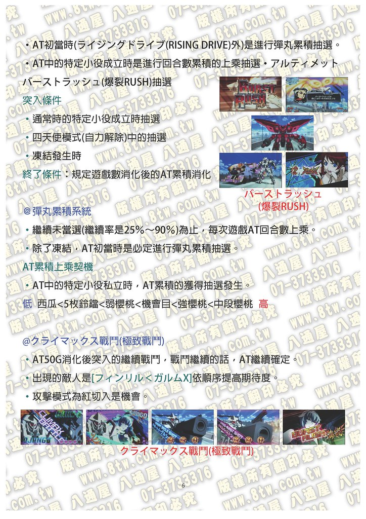 S239爆裂天使 中文版攻略_頁面_07