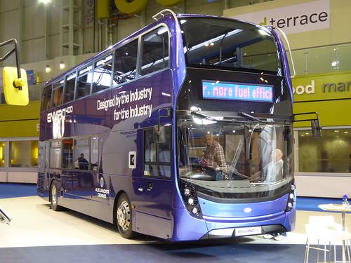 Euro Bus Expo - ADL Enviro400