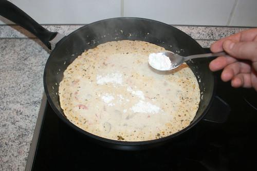 36 - Sauce mit Mehl binden / Thicken sauce with flour