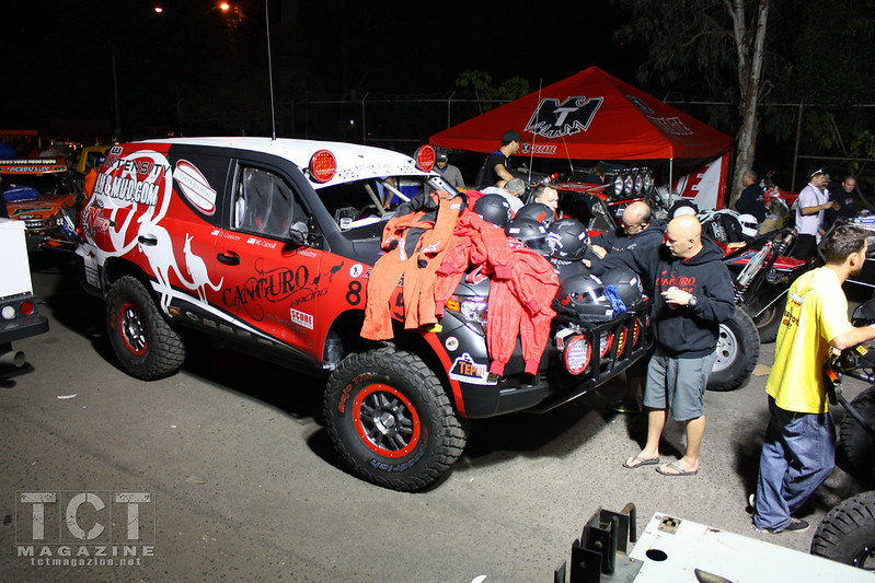 2014 Baja 1000 Toyota Land Cruiser
