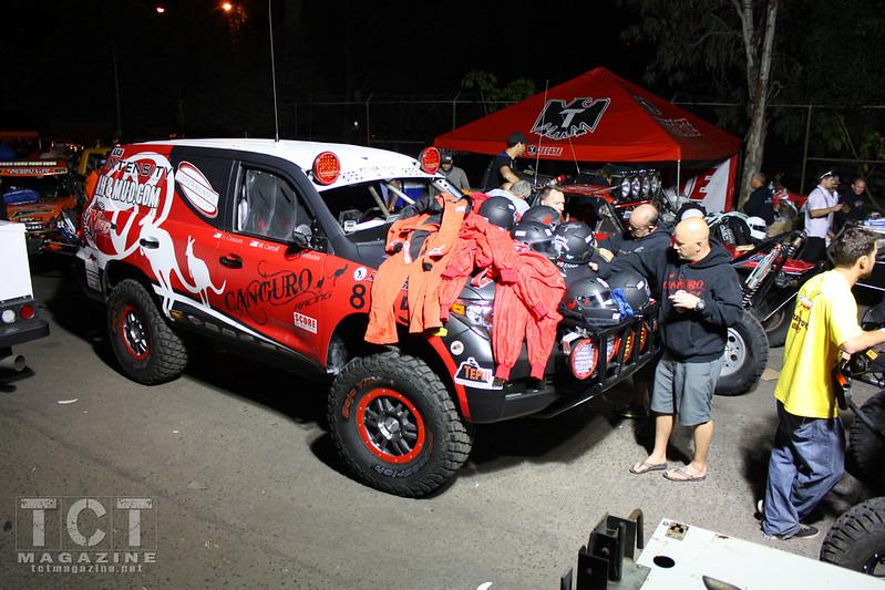 2014 Baja 1000 Toyota Land Cruiser