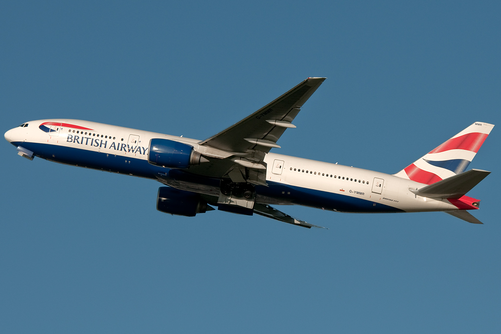 G-YMMR - B772 - British Airways Ltd (2012–15)