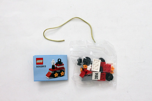 LEGO Christmas Train Ornament (5002813)