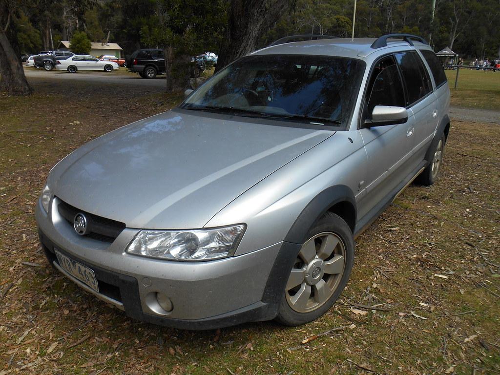 2005 Holden VZ Commodore Adventra Wagon | In the car park ne… | Flickr