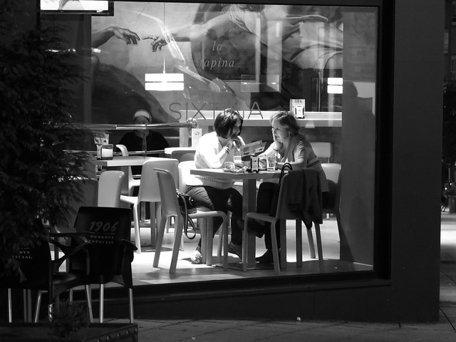 Café de media tarde