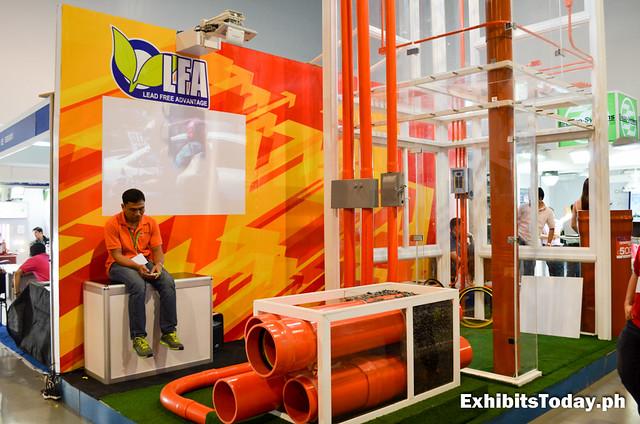 Neltex Exhibit Stand