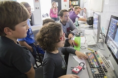 Single Day Youth Media Tech Camps at the Digital Gym