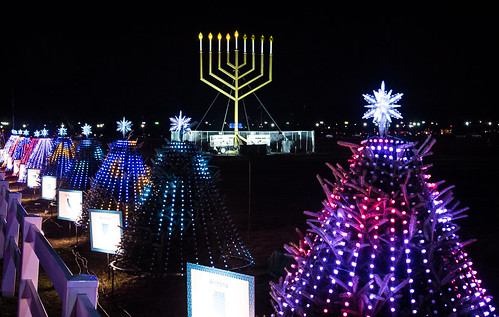 The National Menorah by Geoff Livingston