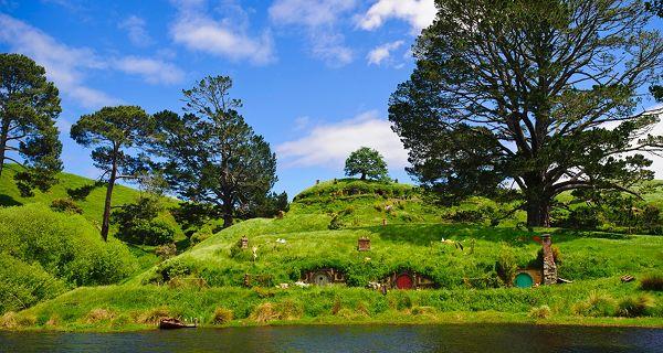 中土世界之旅-走進哈比人的夢幻村莊