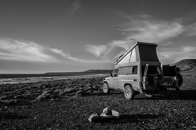Punta Blanca Camping