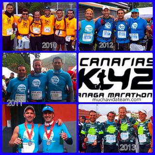 Recuerdos... K42 Anaga Maraton... #muchavidateam  ... este domingo 7 de diciembre 5* Edición #k42anagamaraton #trail #tenerife #islascanarias #canaryislands #teneriffa #paradise #Muchavida #tenerife #montaña #anaga #magic #lalaguna