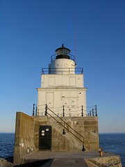 From the Archives:  Manitowoc Breakwater Light, Circa 2005