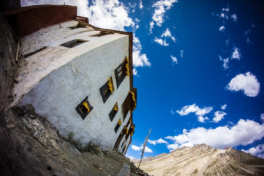 Монастырь Рангдум © Kartzon Dream 2014 - авторские путешествия, авторские туры в Индию, тревел фото, тревел видео, фототуры