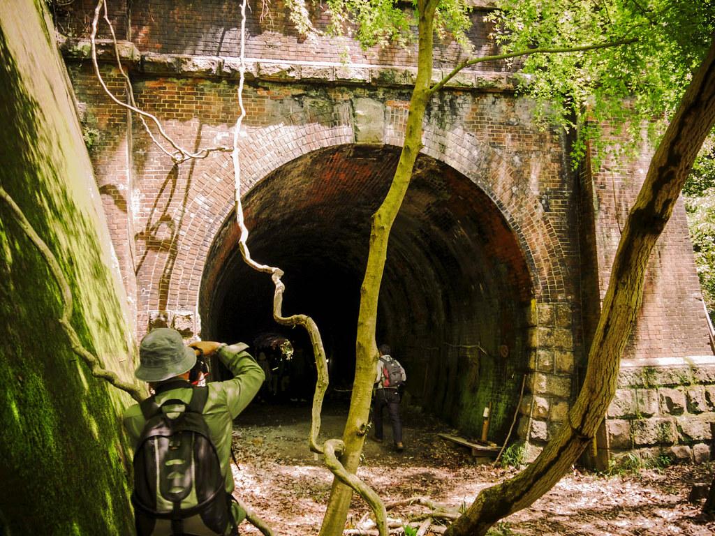 三号トンネル