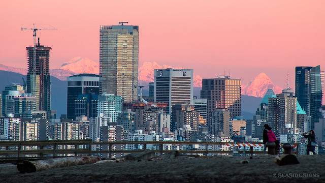 Pink Hour ~ Vancouver, BC