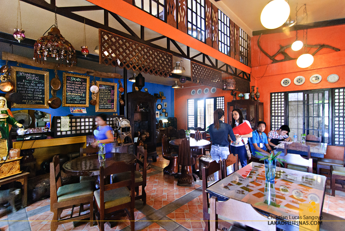 Nona's Kitchen Interiors in San Fernando, Pampanga