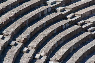 Image of Great Theatre near Selçuk. turkey foreveryoung turkeyephesus foreveryoung2014kusadasi
