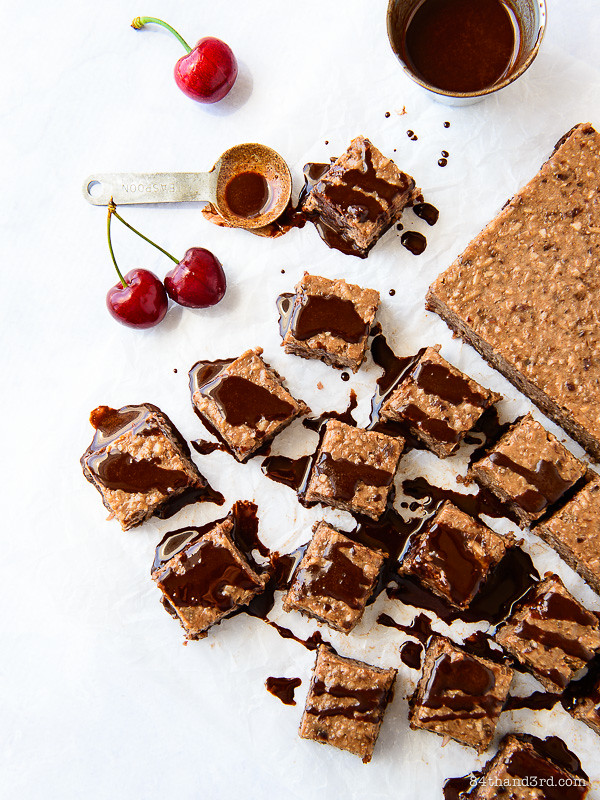 Macadamia & Coconut Choc-Cherry Truffle Bites