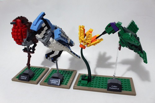 LEGO Ideas Birds (21301)