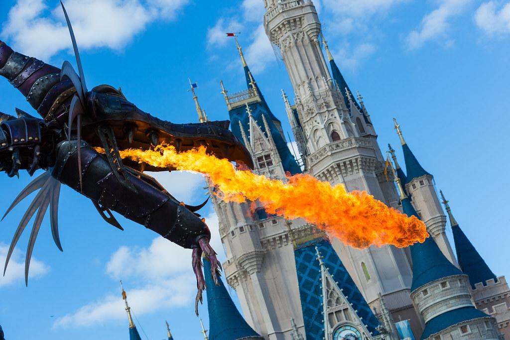 Elevation of Walt Disney World Resort, Orlando, FL, USA ...