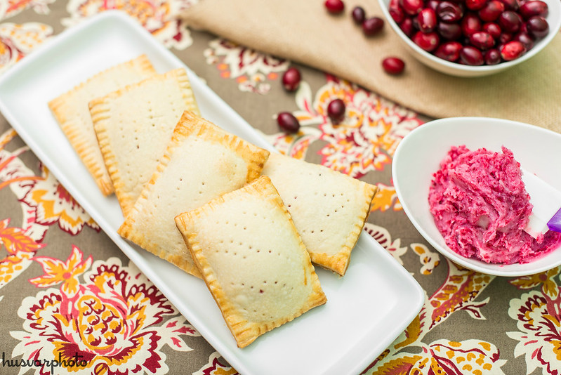 #sweetswaps Cranberry Goat Cheese toaster pastries in_the_know_mom