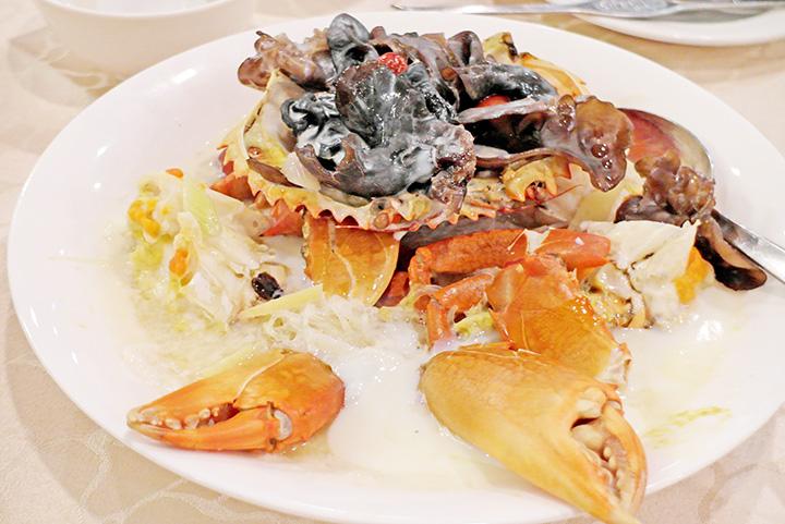 wo peng crab typicalben 1