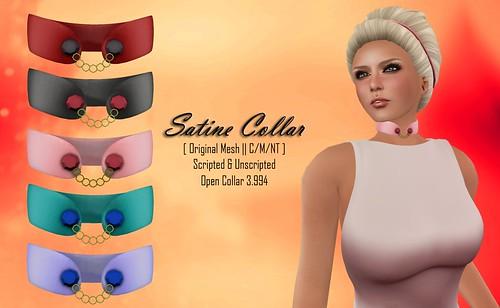 ::OXI:: Satine Collar
