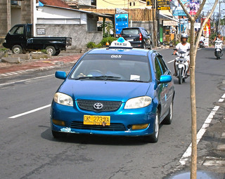 2003–2005 Toyota Vios taxi