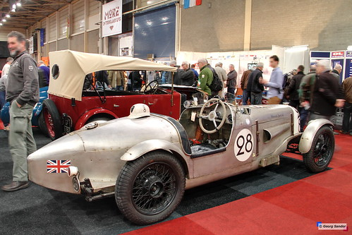 1935 Rover Speed 14 Wreath Special
