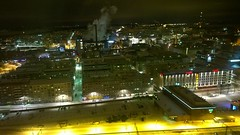 View from Moro Sky Bar