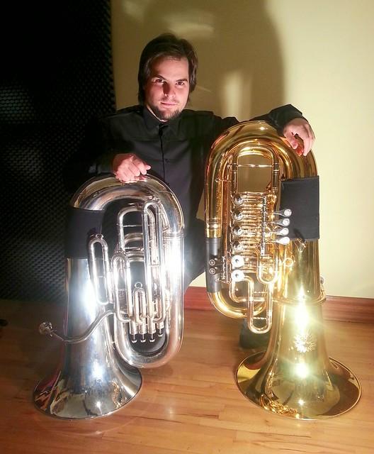 Oscar Abella - York Apollo Tubas