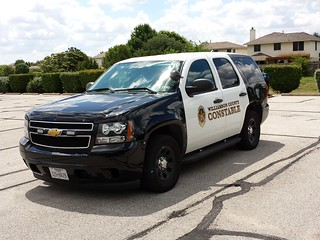 Williamson County, TX Constable Precinct 2 Slicktop Chevy Tahoe PPV