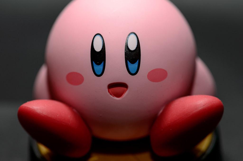 Amiibo: Kirby