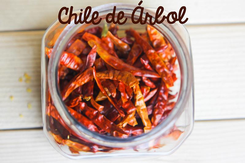 Chile de Árbol #1 (H)