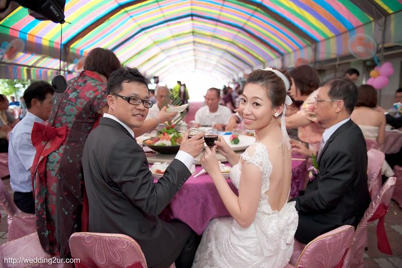 [婚禮攝影] @雲林自宅流水席_098家昇佩如