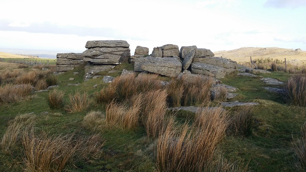 Hart Tor #dartmoor #sh