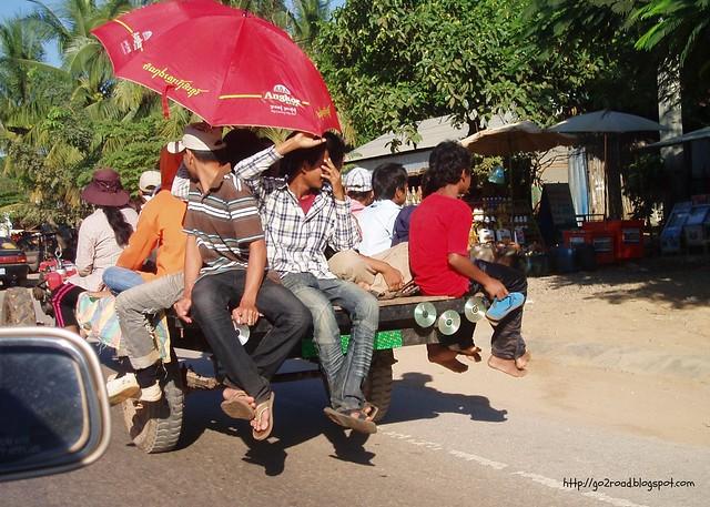 Перевозки в Камбоджи