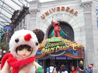Universal Studios Singapore (Part 1)
