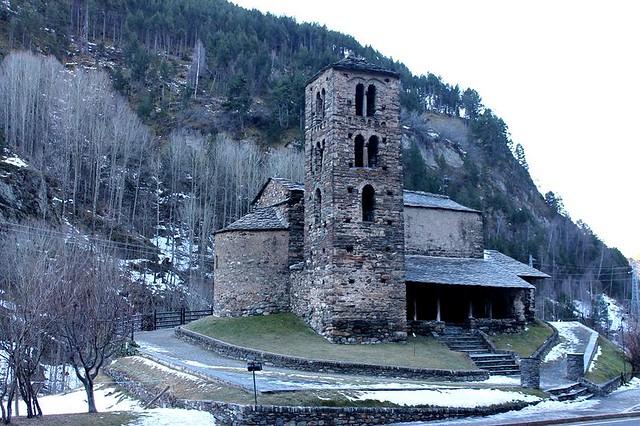 Església de Sant Joan de Caselles Andorra