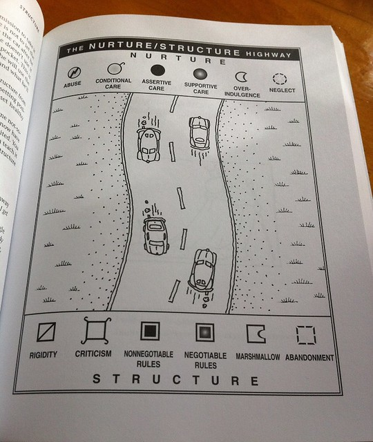 Growing Up Again - The Nurture / Structure Highway