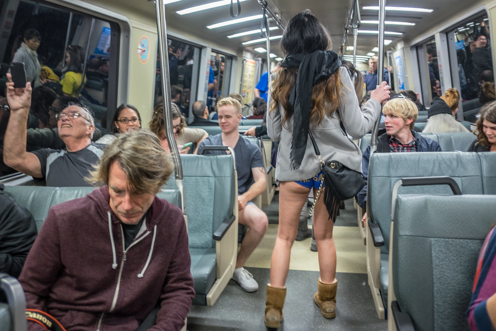 The No Pants Subway Ride Flickr Blog - The 25 most amazing photos uploaded to flickr in 2015