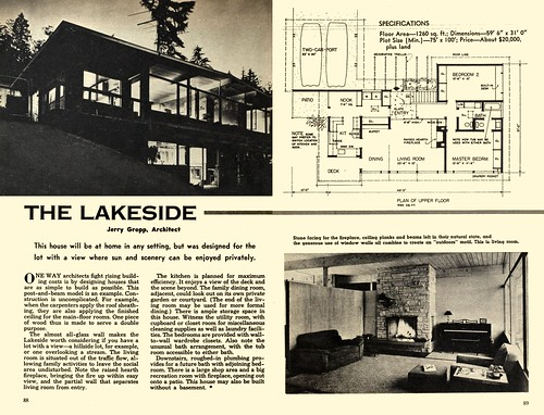 Houses And House Plans Of The 1940 39 S 50 39 S 60 39 S And 70 39 S