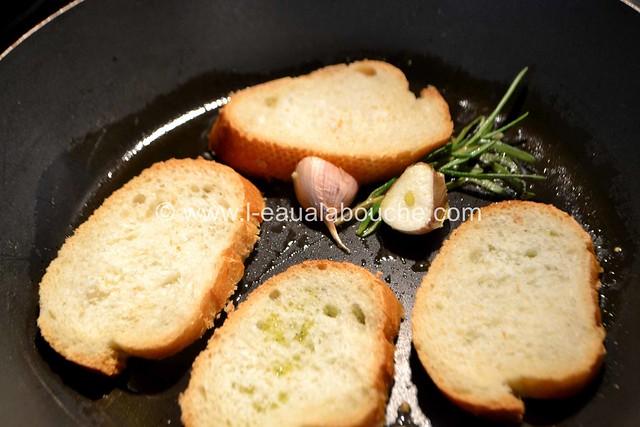 Salade aux Ravioli & Cabécou Gratiné © Ana Luthi Tous droits réservés 01Gratiné © Ana Luthi Tous droits réservés 05